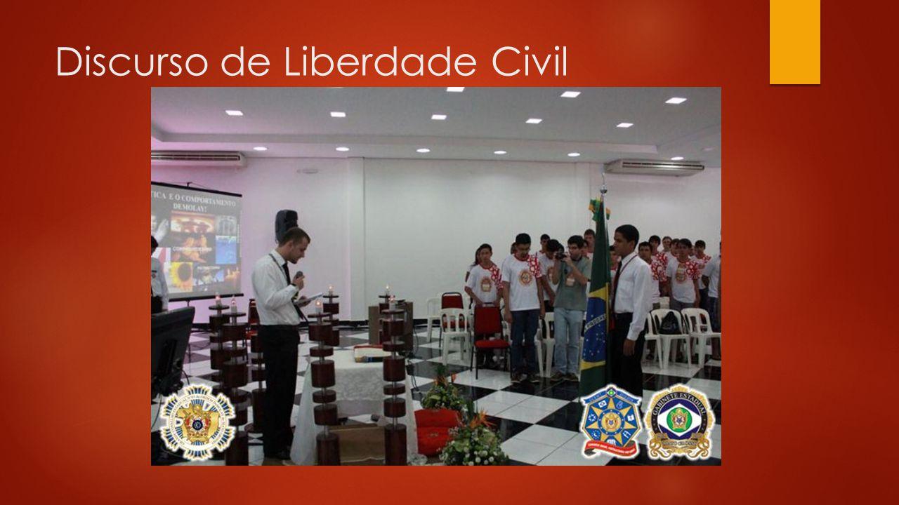 Discurso de Liberdade Civil