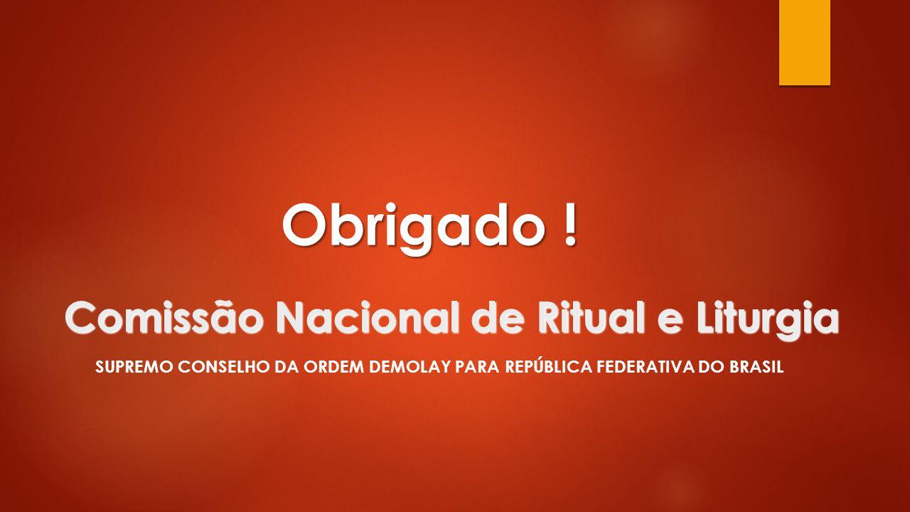 Comissão Nacional de Ritual e Liturgia