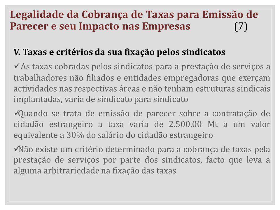 Legalidade da Cobrança de Taxas para Emissão de Parecer e seu Impacto nas Empresas (7)