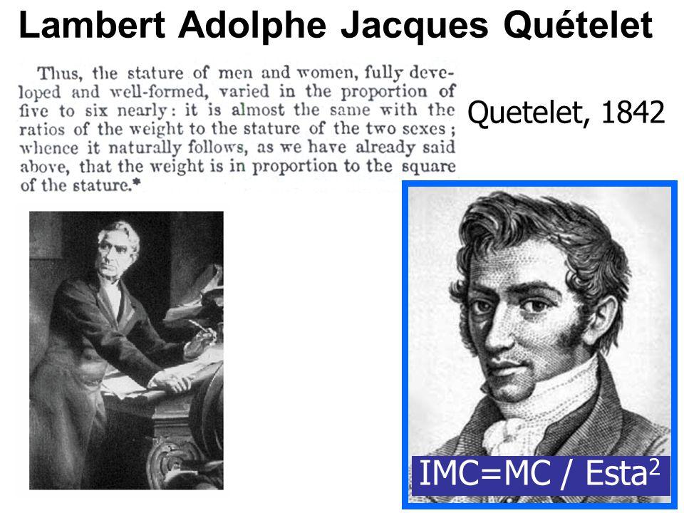Lambert Adolphe Jacques Quételet