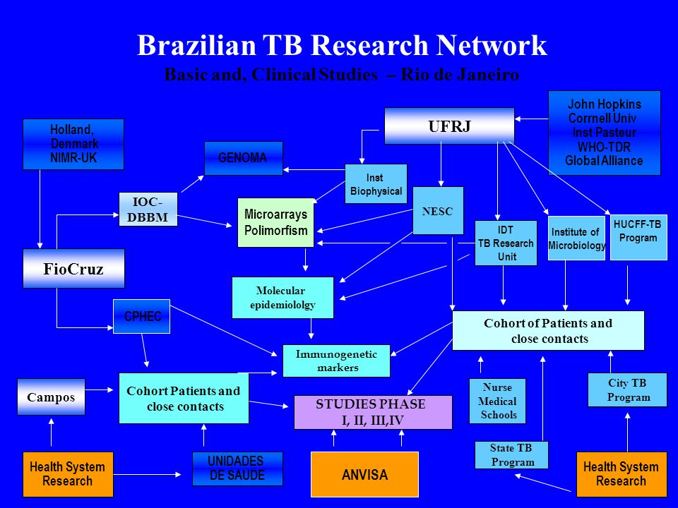 Brazilian TB Research Network