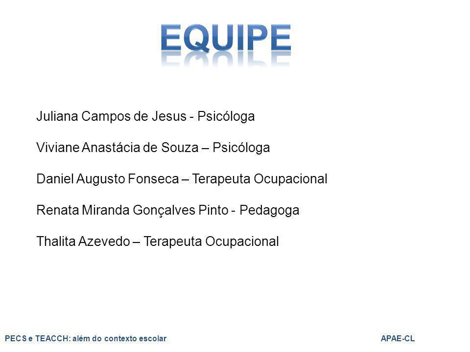 Equipe Juliana Campos de Jesus - Psicóloga
