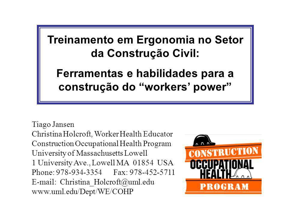Ferramentas e habilidades para a construção do workers' power
