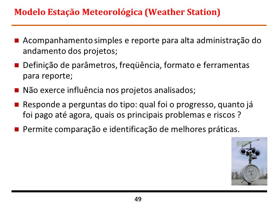 Modelo Estação Meteorológica (Weather Station)