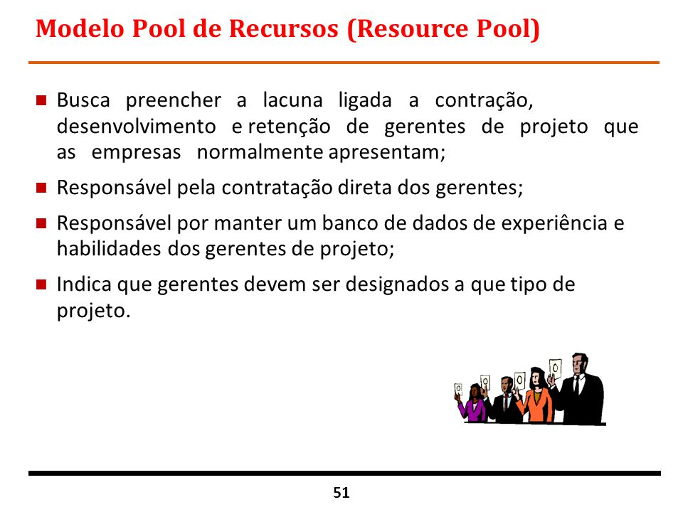 Modelo Pool de Recursos (Resource Pool)