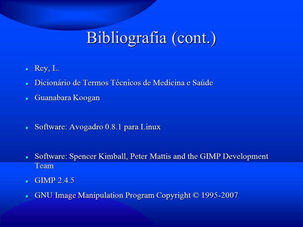 Bibliografia (cont.) Rey, L.