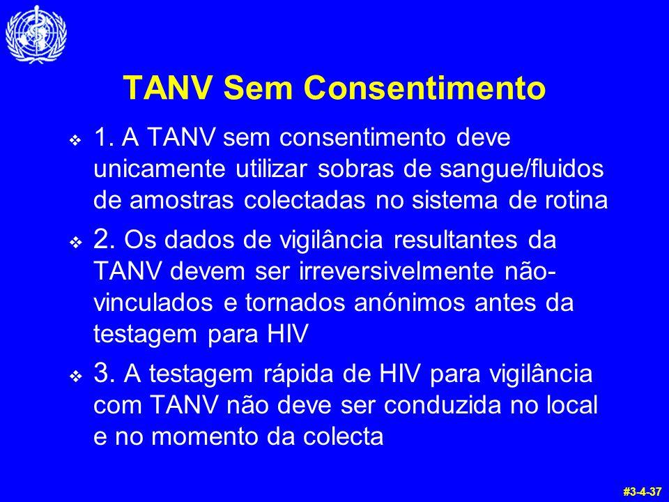 TANV Sem Consentimento
