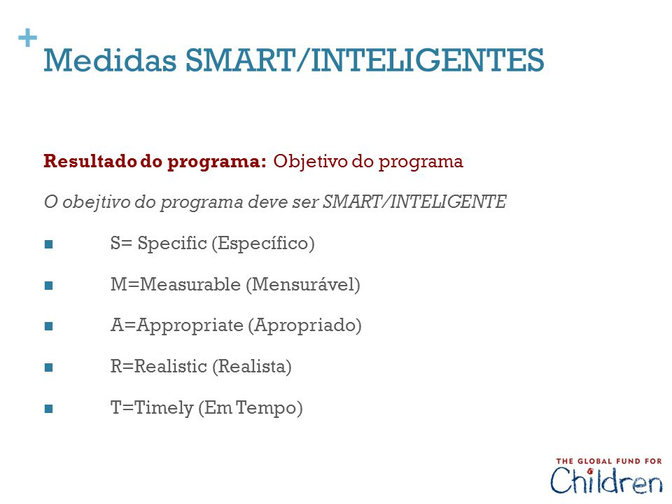 Medidas SMART/INTELIGENTES