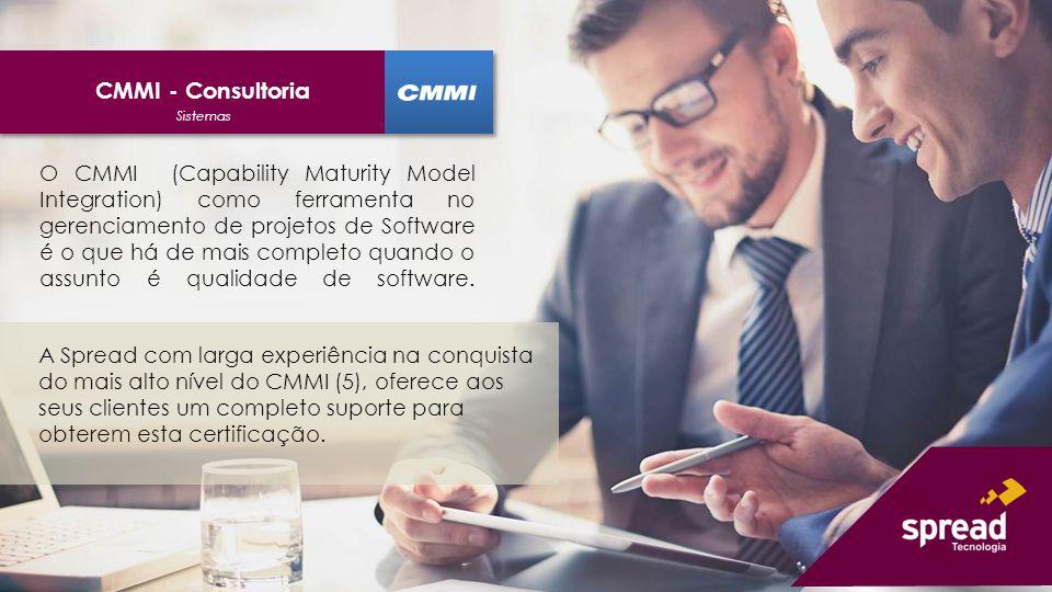 Sistemas CMMI - Consultoria.