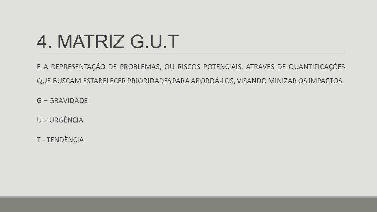 4. MATRIZ G.U.T
