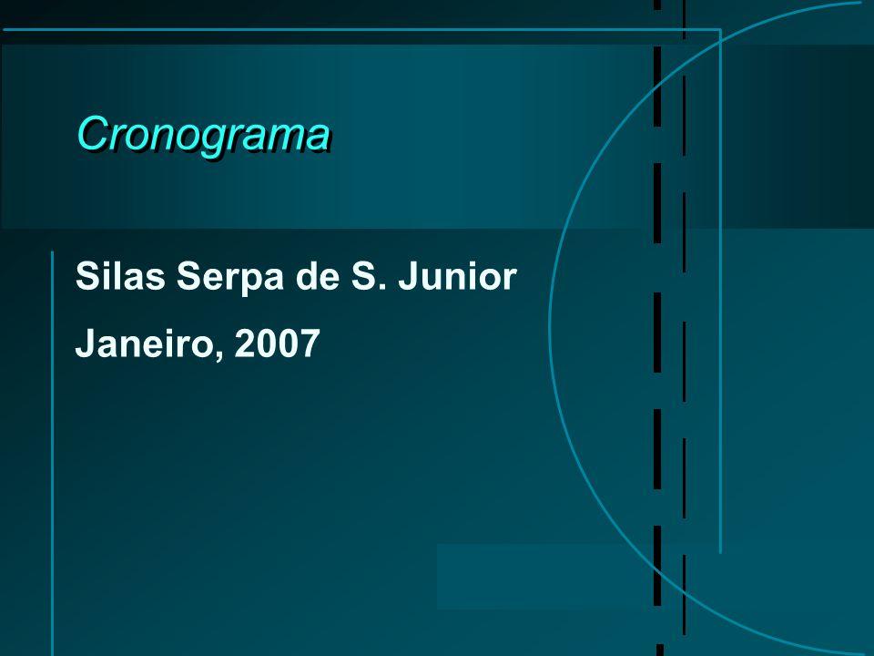 Silas Serpa de S. Junior Janeiro, 2007