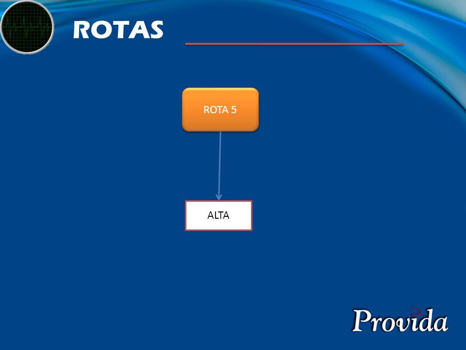 ROTAS ROTA 5 ALTA