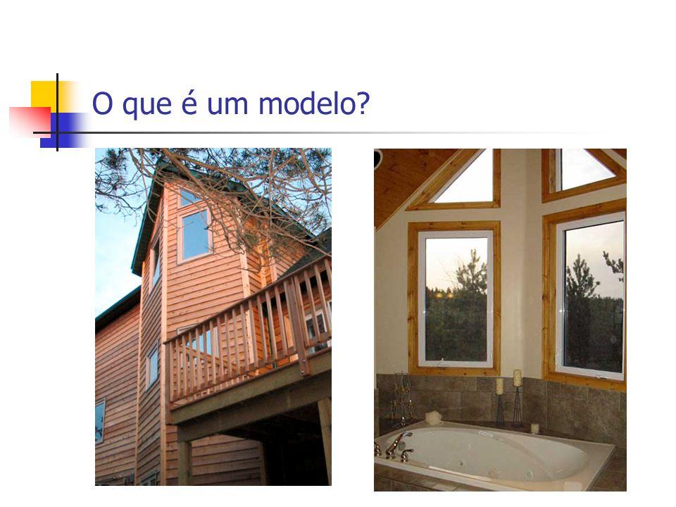 O que é um modelo