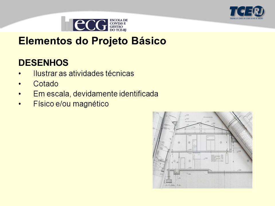 Elementos do Projeto Básico