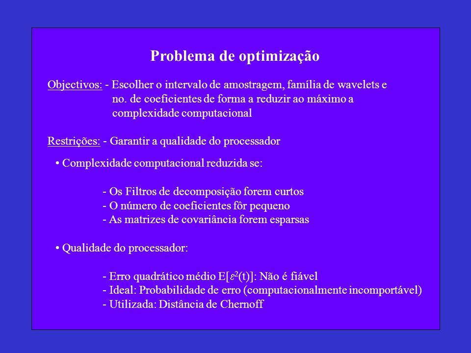 Problema de optimização