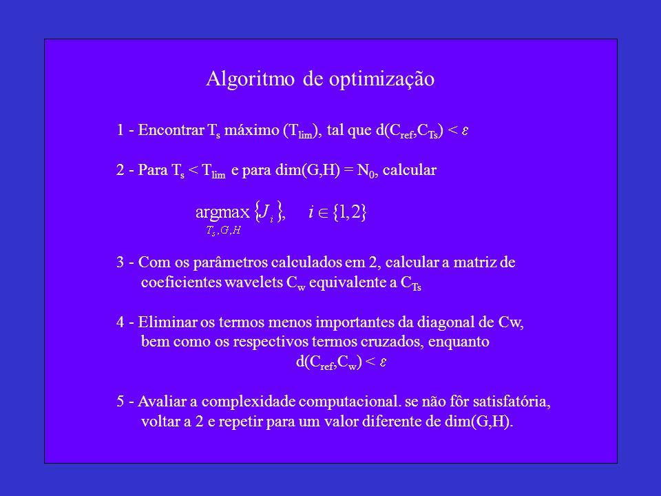 Algoritmo de optimização