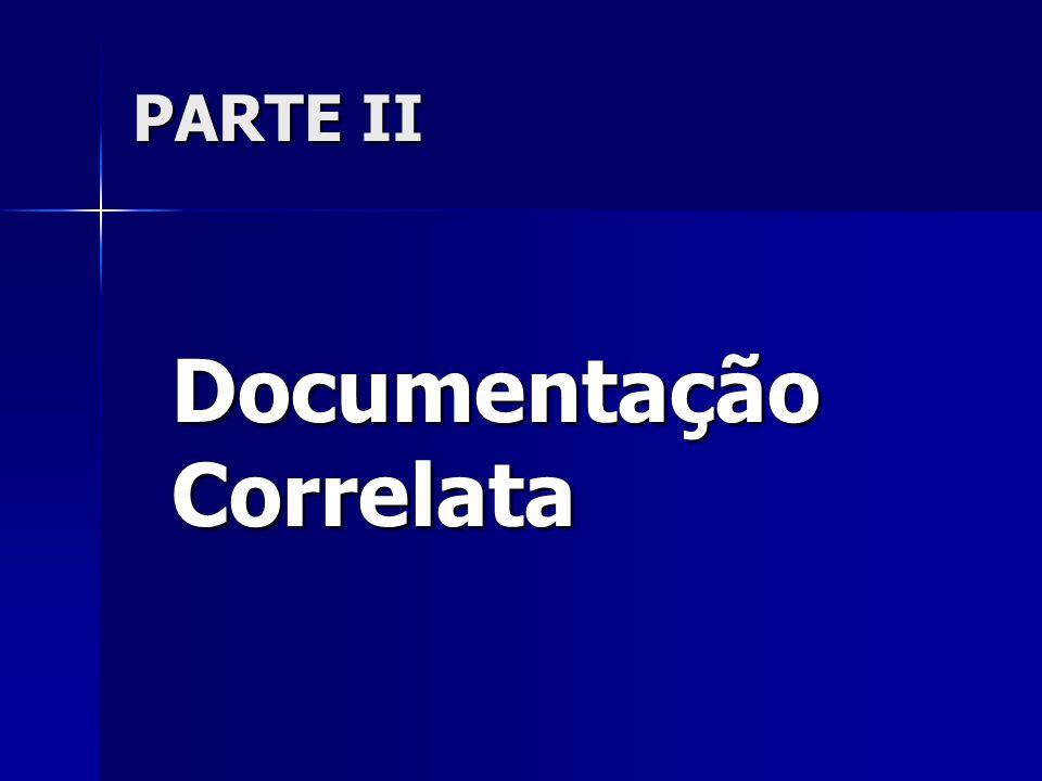 Documentação Correlata