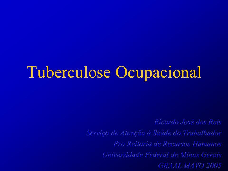 Tuberculose Ocupacional