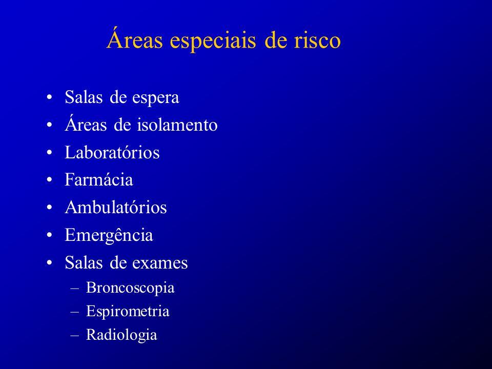 Áreas especiais de risco
