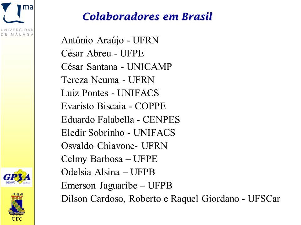 Colaboradores em Brasil