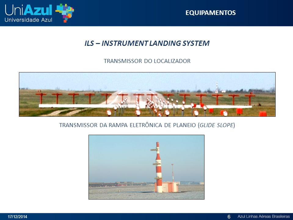 ILS – INSTRUMENT LANDING SYSTEM