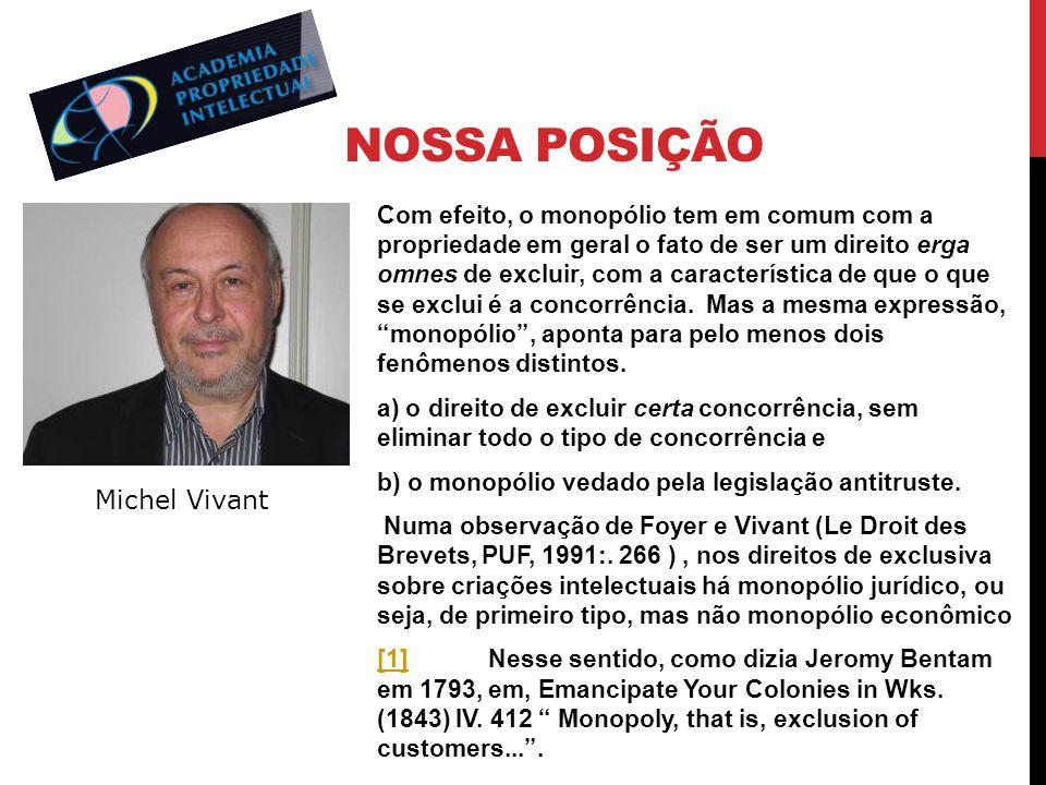 NOSSA POSIÇÃO Michel Vivant
