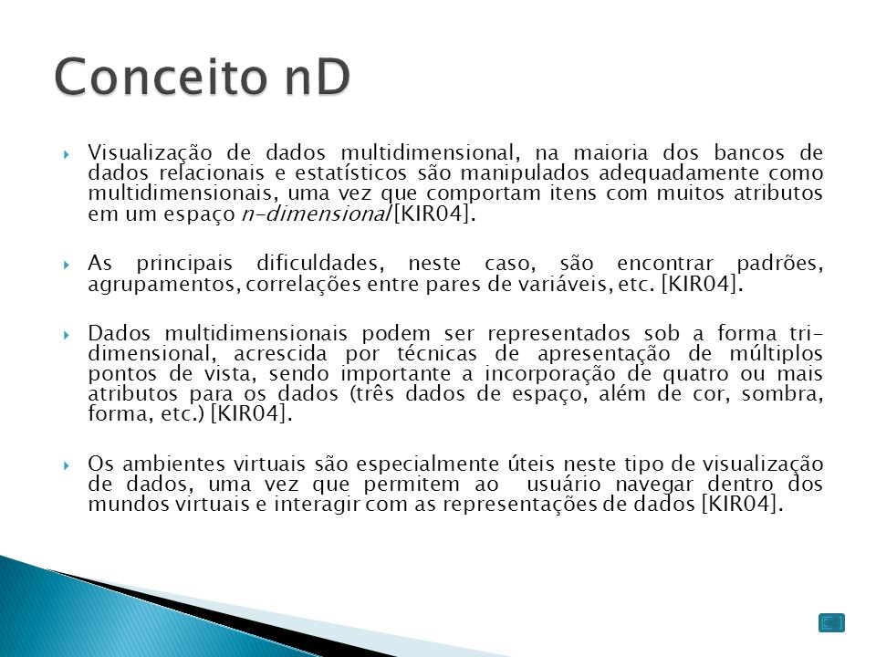 Conceito nD