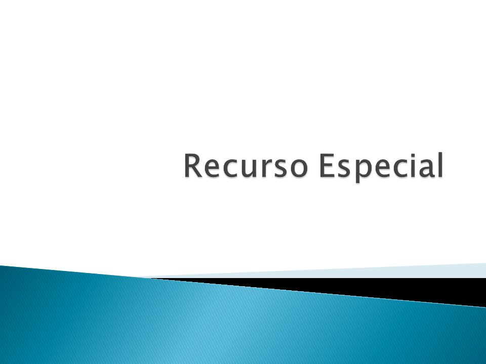 Recurso Especial
