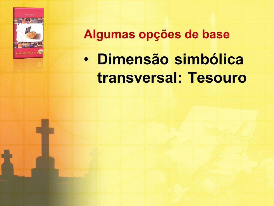 Dimensão simbólica transversal: Tesouro