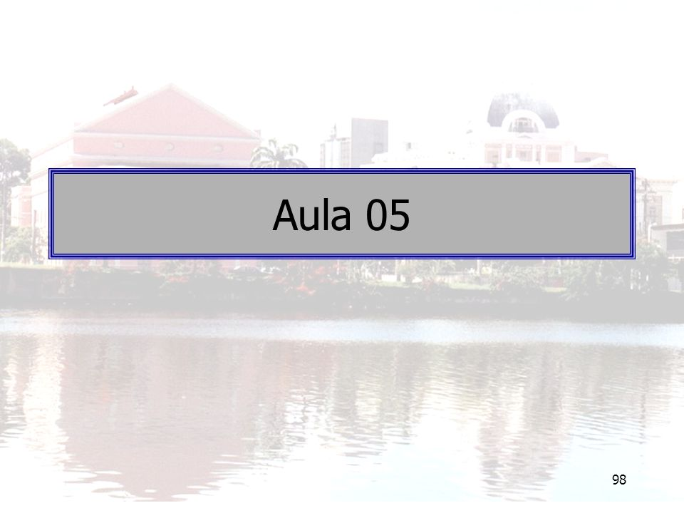 Aula 05