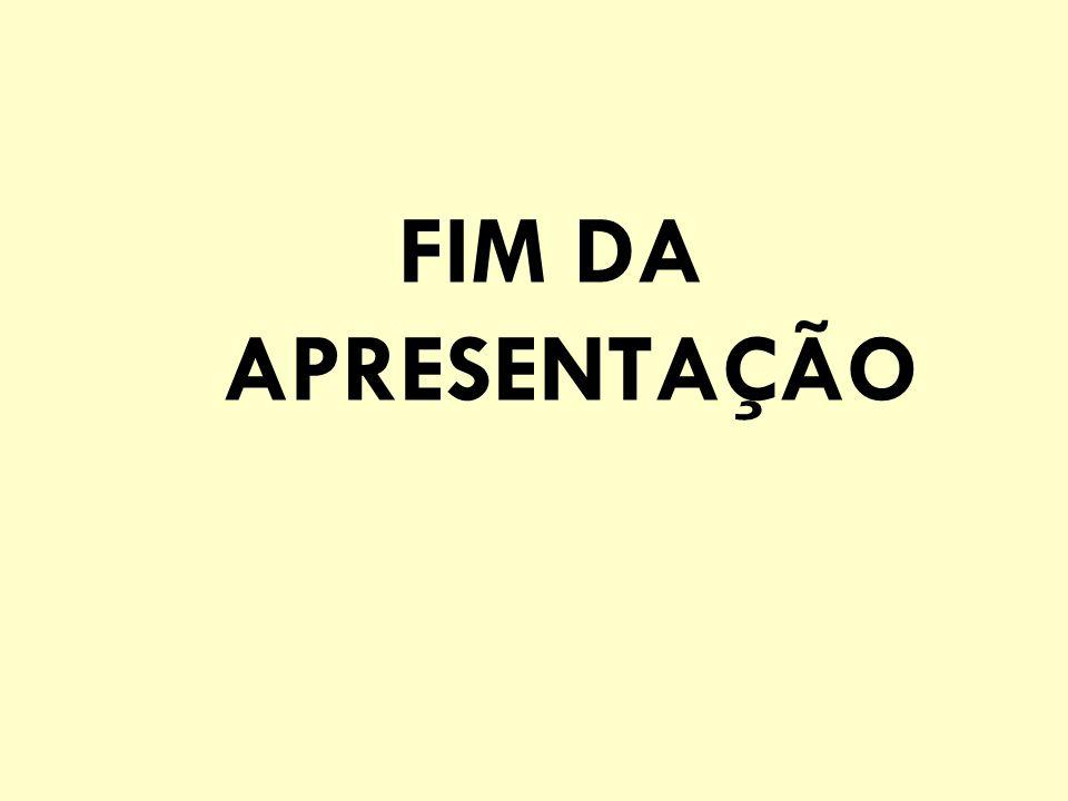 FIM DA APRESENTAÇÃO 32