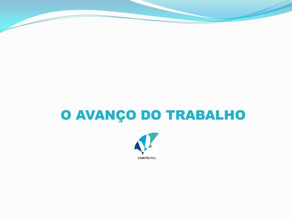 O AVANÇO DO TRABALHO