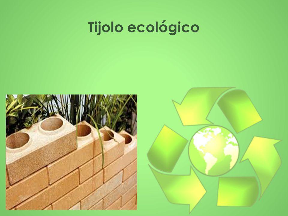 Tijolo ecológico