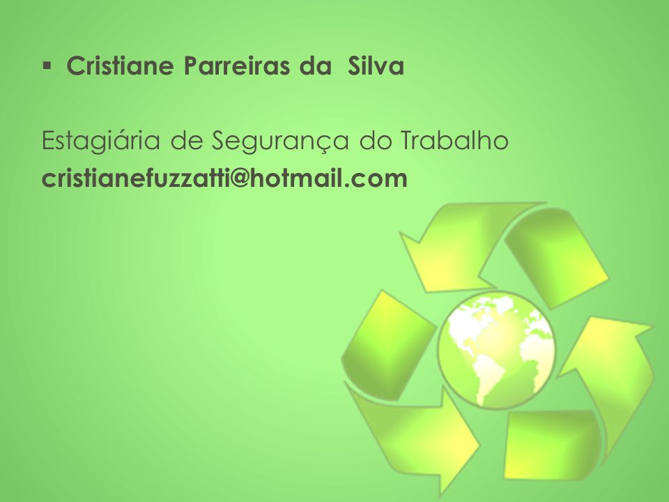 Cristiane Parreiras da Silva