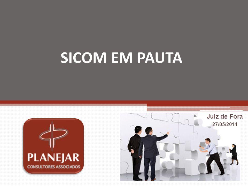 SICOM EM PAUTA Juiz de Fora 27/05/2014
