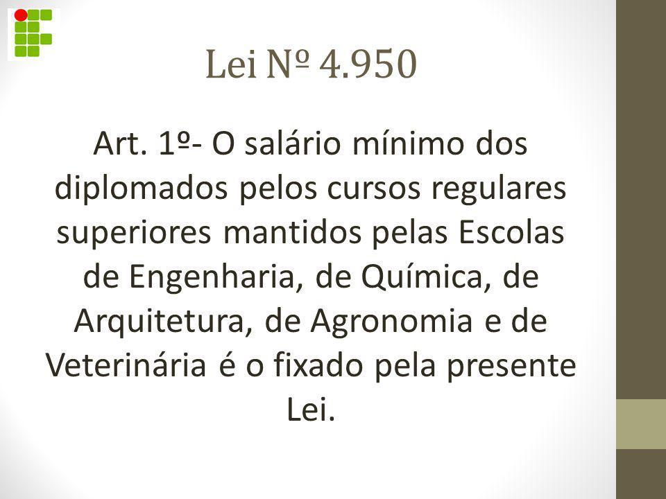 Lei Nº 4.950