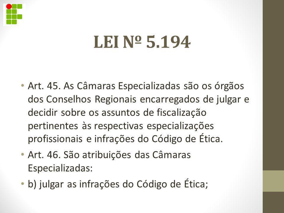 LEI Nº 5.194