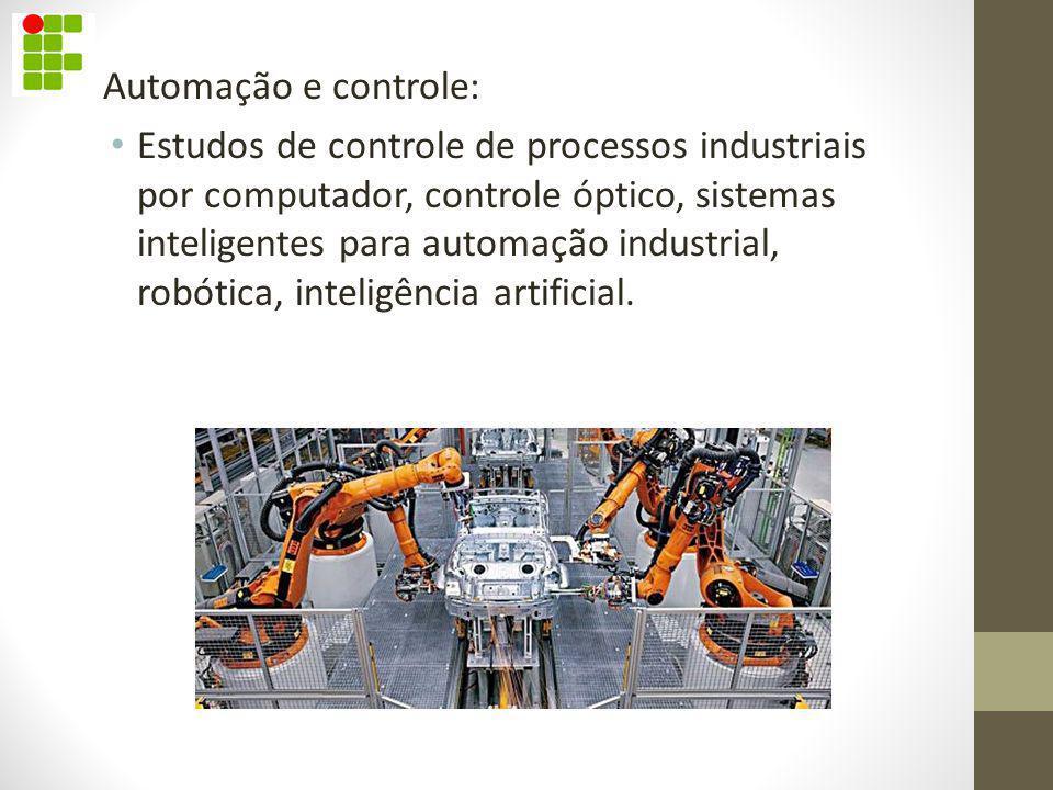 Automação e controle: