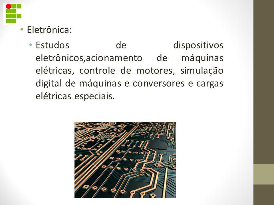 Eletrônica: