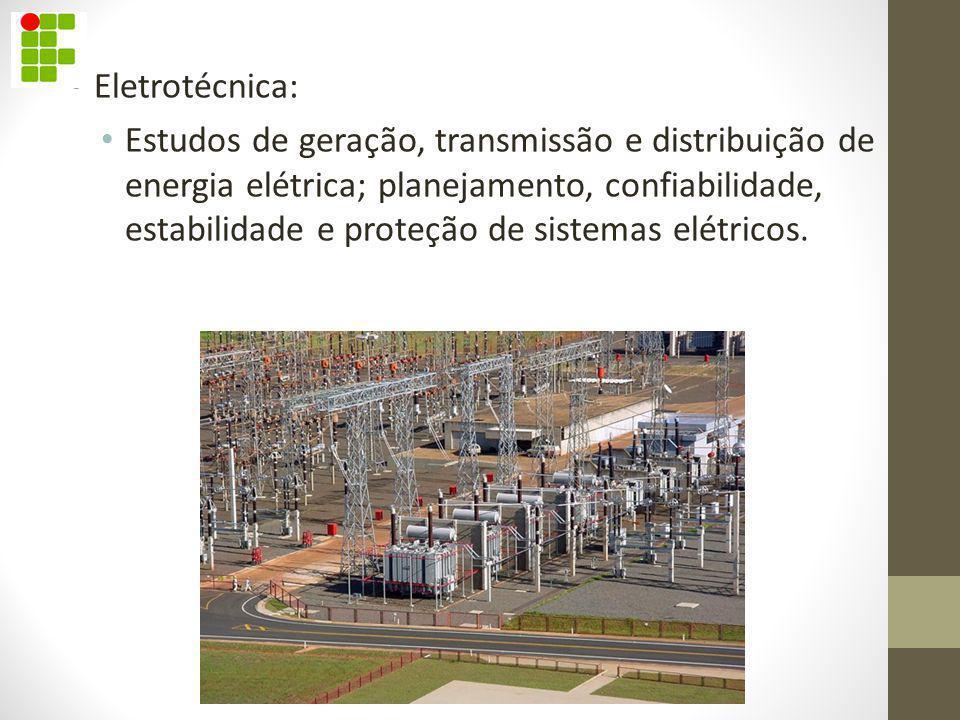 Eletrotécnica: