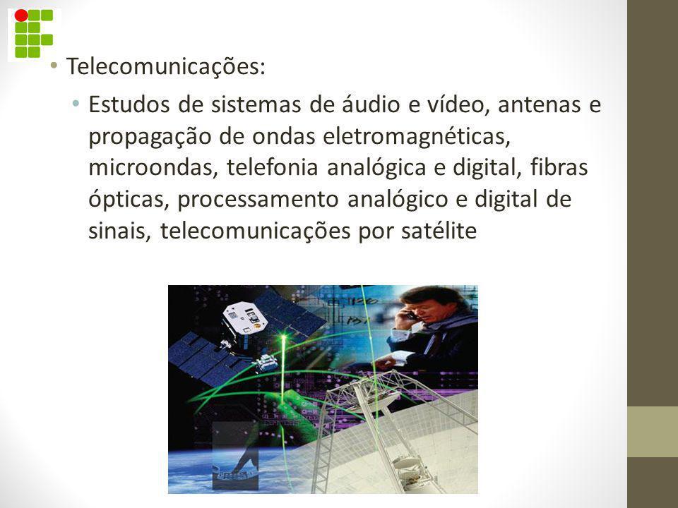 Telecomunicações: