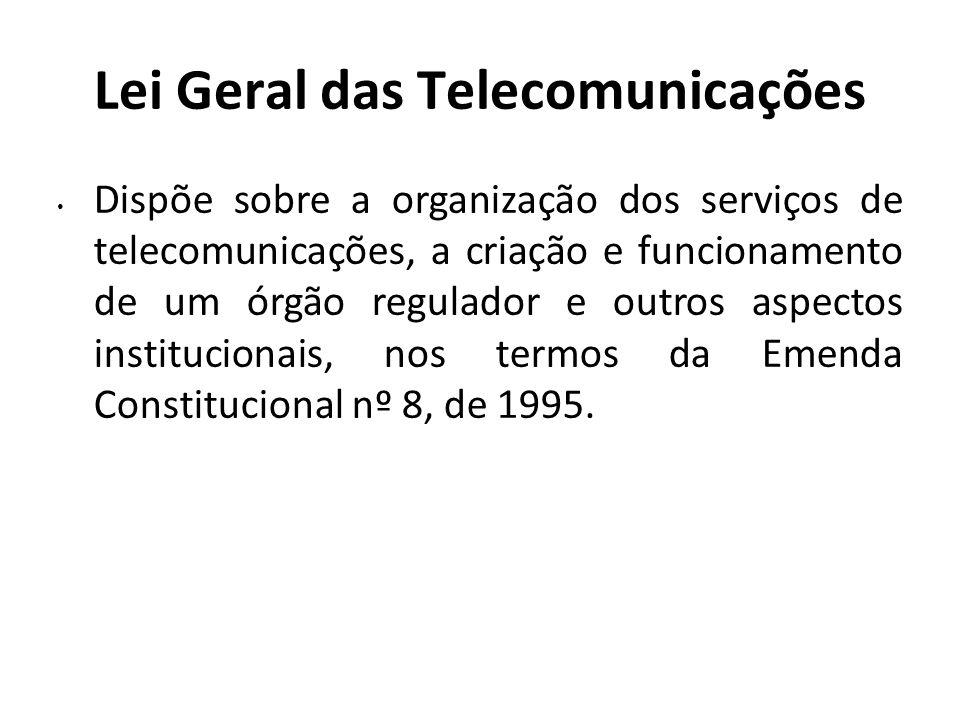 Lei Geral das Telecomunicações