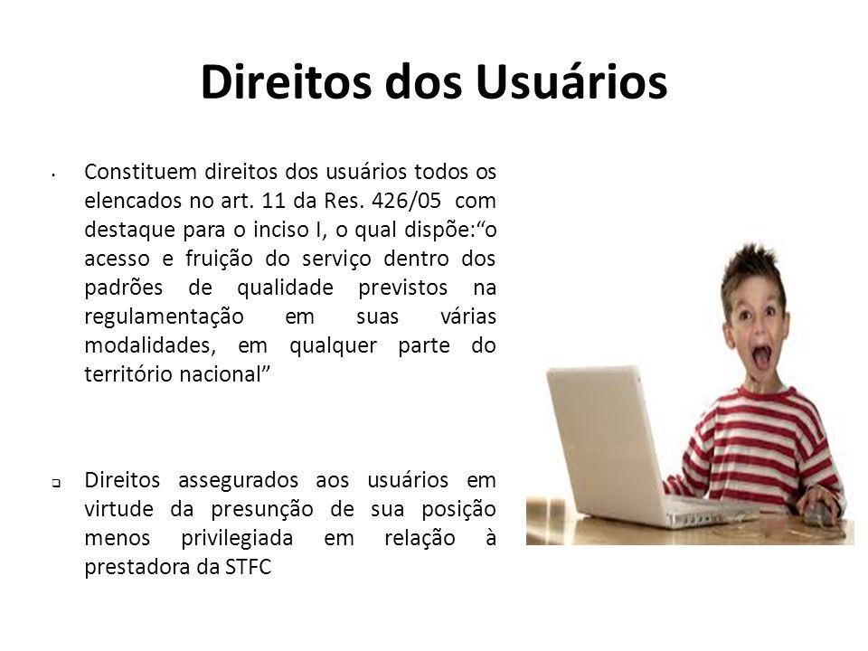 Direitos dos Usuários
