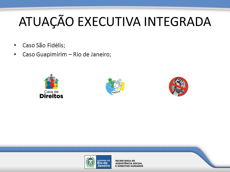 ATUAÇÃO EXECUTIVA INTEGRADA