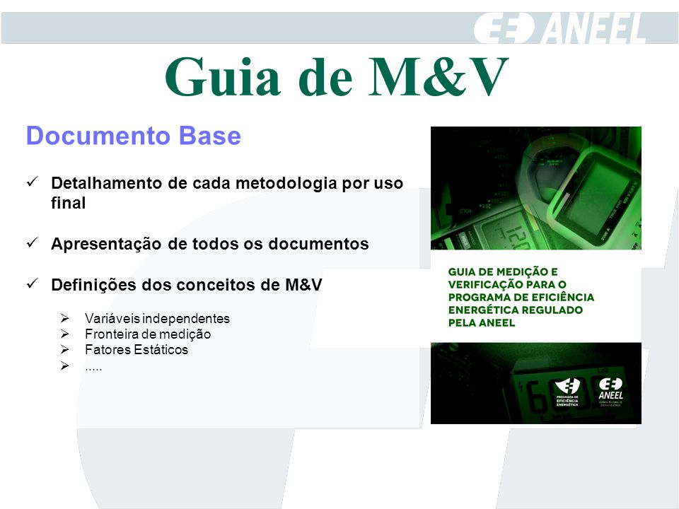 Guia de M&V Documento Base