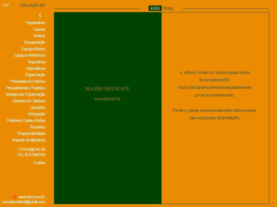 A editora Tool tem um próprio espaço no site da consultoria KHD.