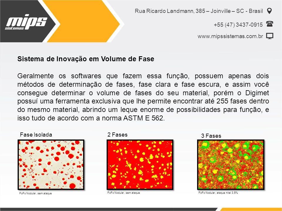 Sistema de Inovação em Volume de Fase