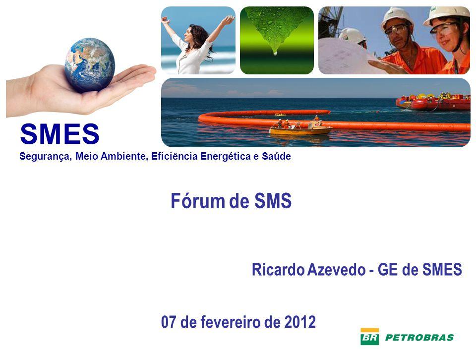 SMES Fórum de SMS Ricardo Azevedo - GE de SMES 07 de fevereiro de 2012