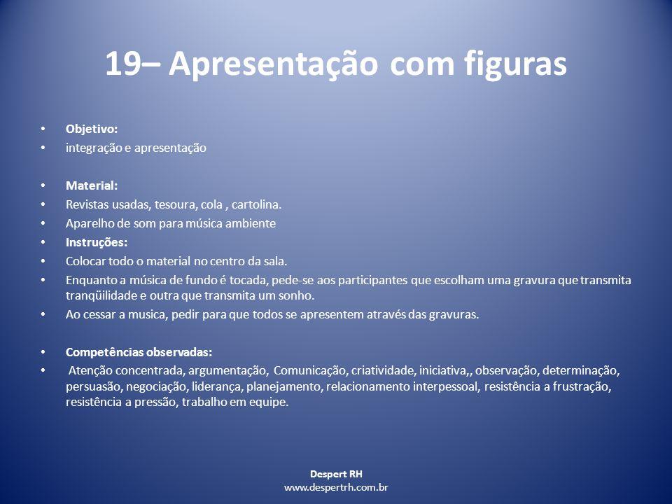19– Apresentação com figuras