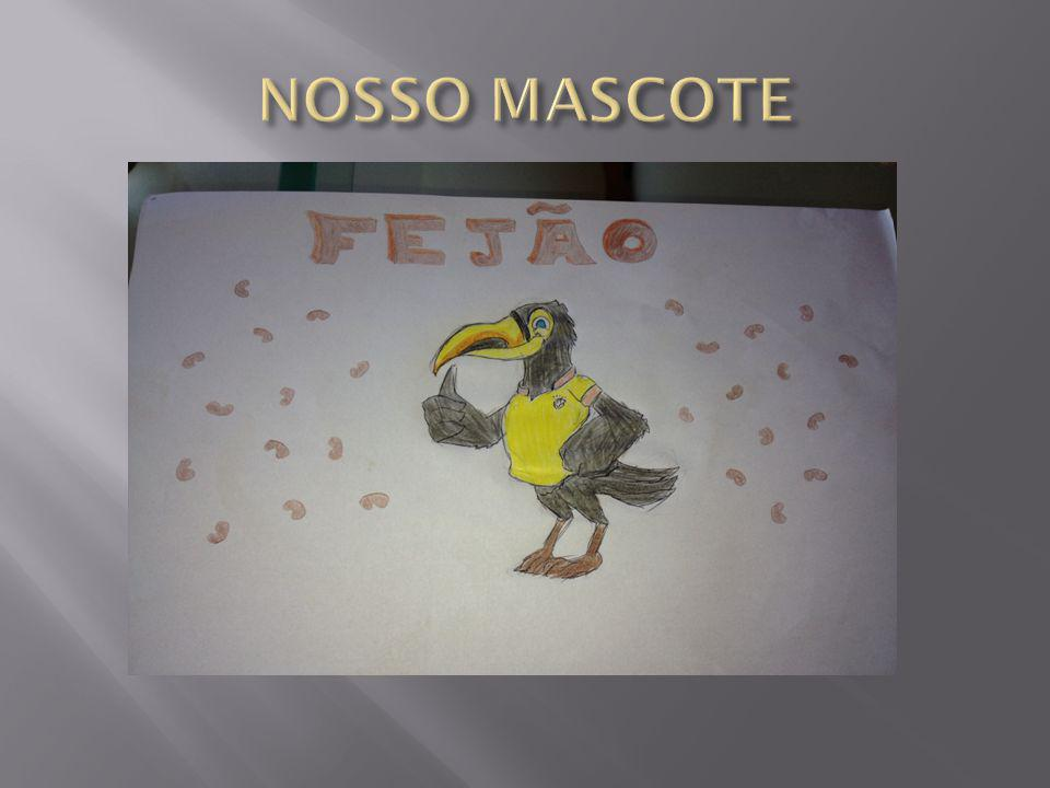 NOSSO MASCOTE